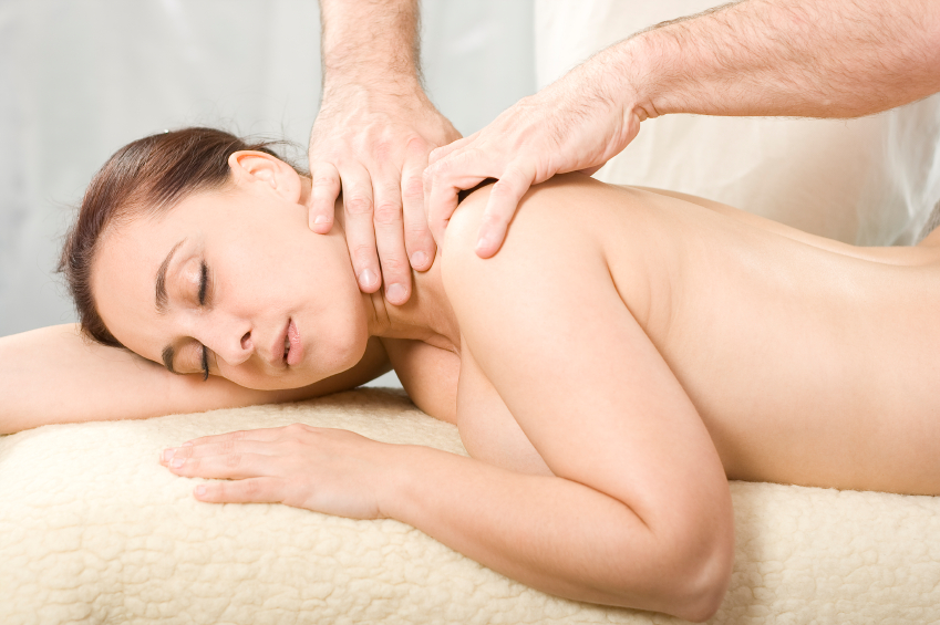 Chiropractic Wellness Center massage